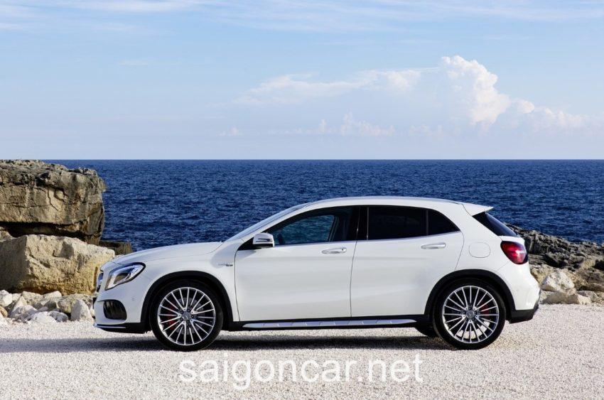 Mercedes GLA 45 Hong Xe 2