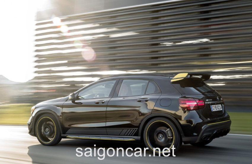 Mercedes GLA 45 Hong Xe