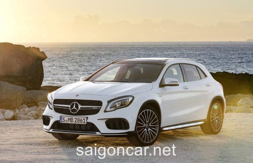 Mercedes GLA 45 Tong Quan 2