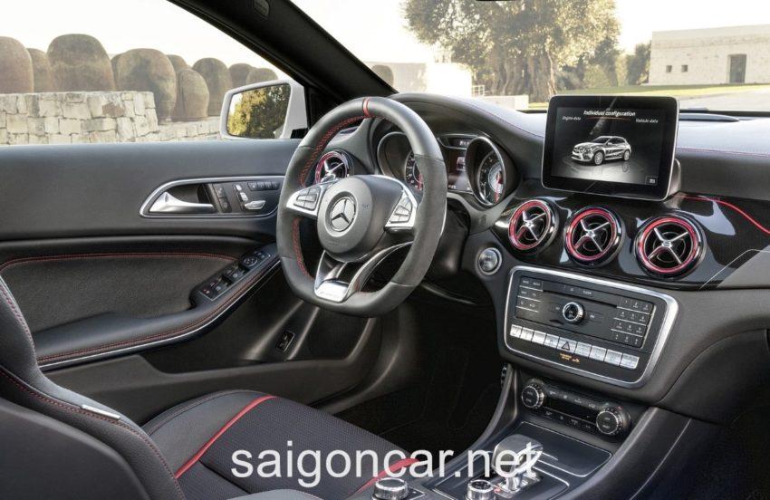 Mercedes GLA 45 Vo Lang