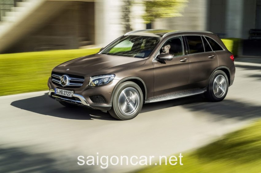 Mercedes GLC 250 Dong Co 1