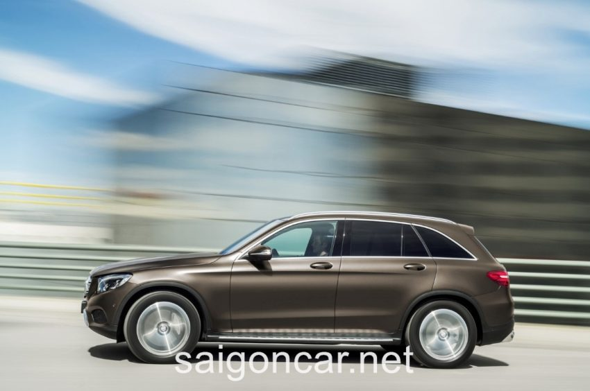 Mercedes GLC 250 Dong Co 2