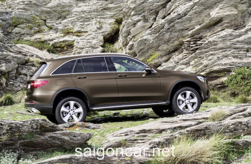 Mercedes GLC 250 Hong Phu