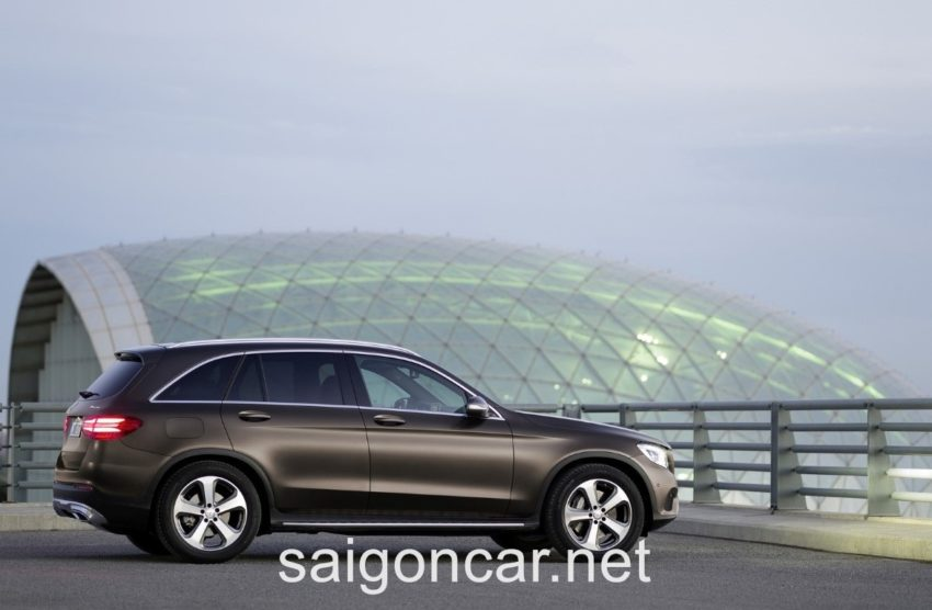 Mercedes GLC 250 Hong Xe 2