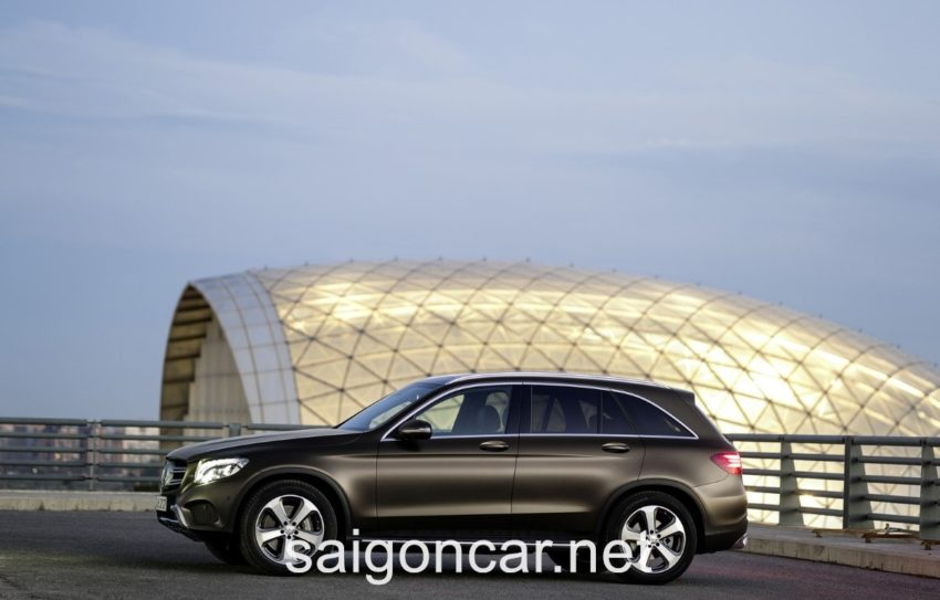 Mercedes GLC 250 Hong Xe