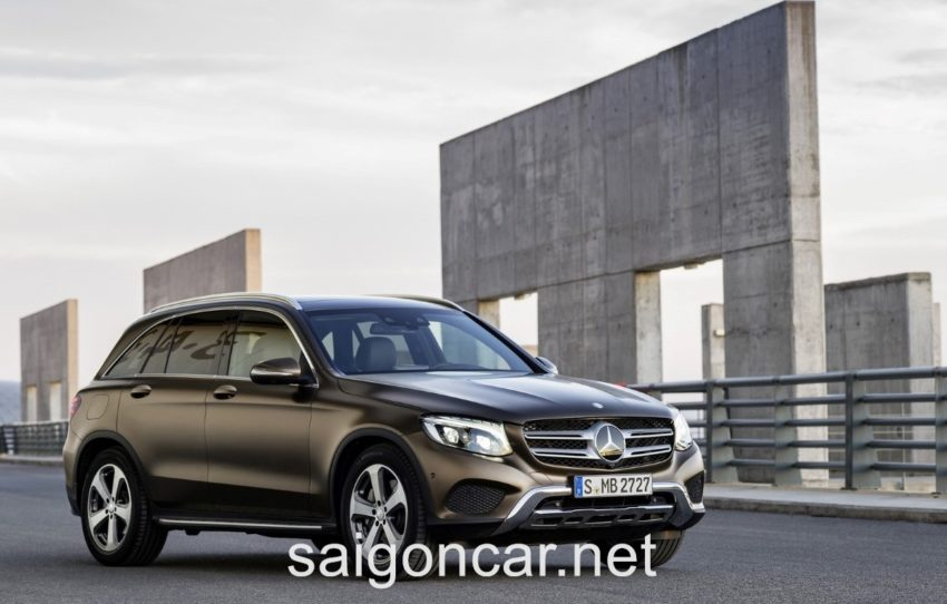 Mercedes GLC 250 Luoi Tan Nhiet