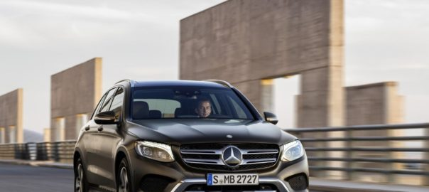 Giá xe Mercedes GLC 250 2020 nhiều ưu đãi quà Khủng