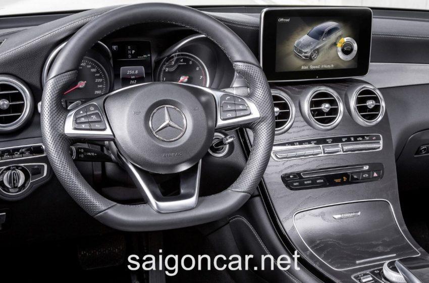 Mercedes GLC 250 Vo Lang