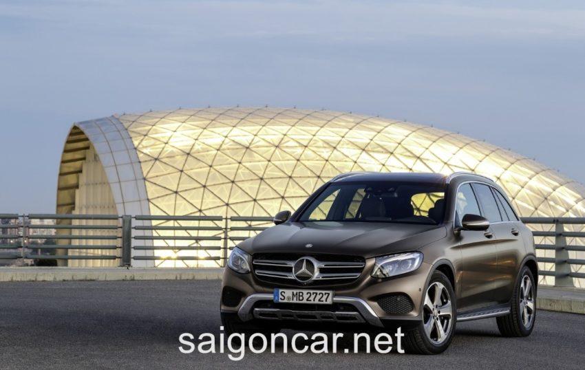 Mercedes GLC 250 Xi Nhan