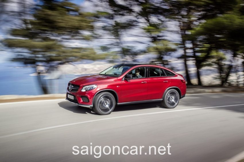 Mercedes GLE 450 Dong Co 1