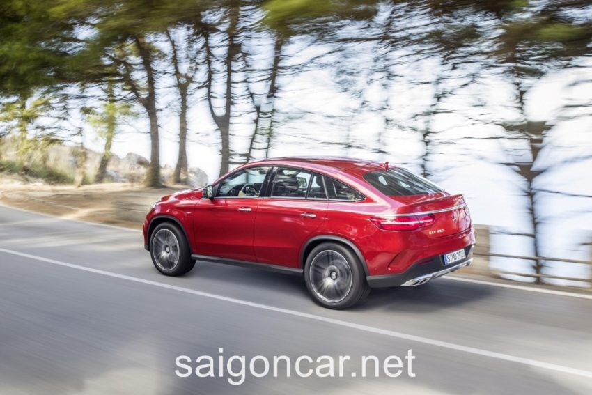Mercedes GLE 450 Dong Co 2