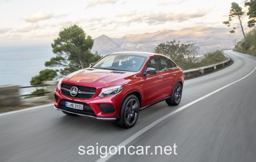 Mercedes GLE 450 Dong Co 3