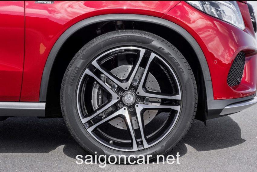 Mercedes GLE 450 La Zang