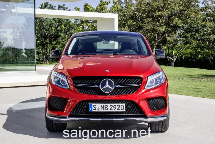 Mercedes GLE 450 Luoi Tan Nhiet