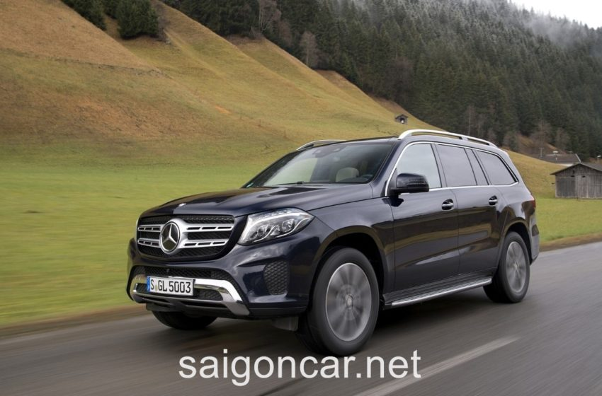 Mercedes GLS 400 Dong Co 2
