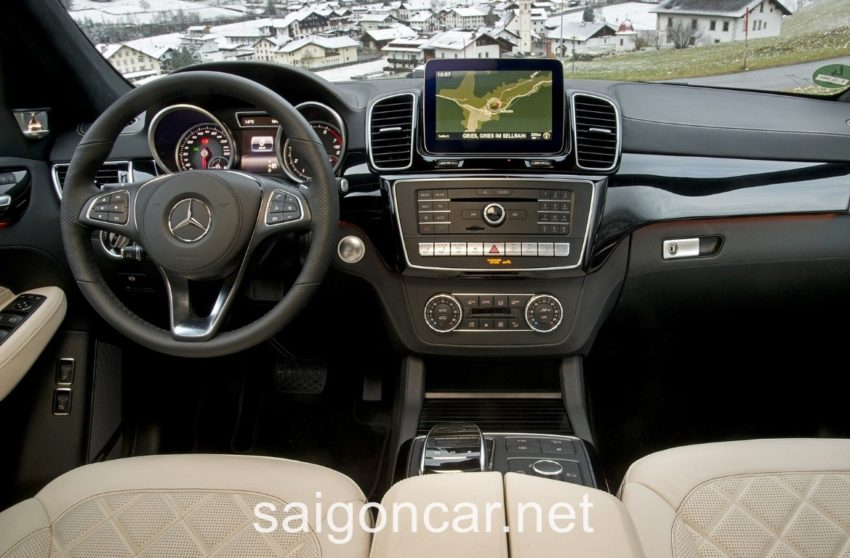 Mercedes GLS 400 Tap Lo