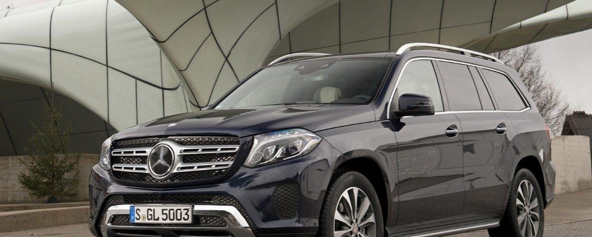 Mercedes GLS 400 Tong Quan