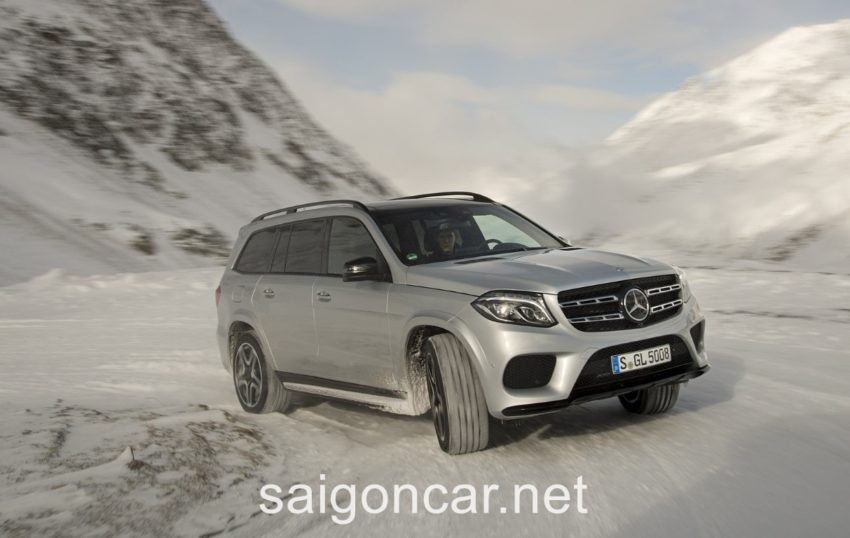 Mercedes GLS 500 Can Bang