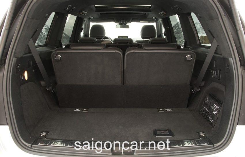 Mercedes GLS 500 Cop Xe