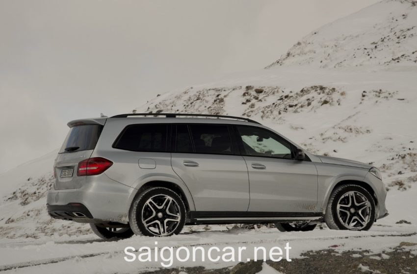 Mercedes GLS 500 Hong Phu