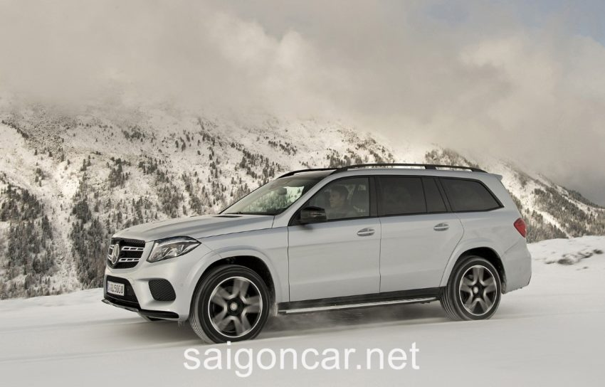 Mercedes GLS 500 Hong Tai