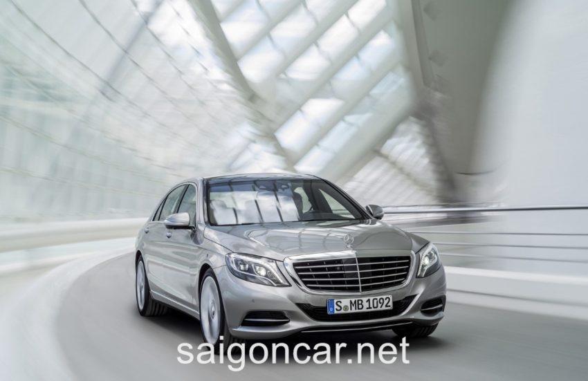 Mercedes S400L Dau Xe