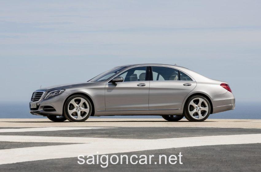 Mercedes S400L Hong Xe 2
