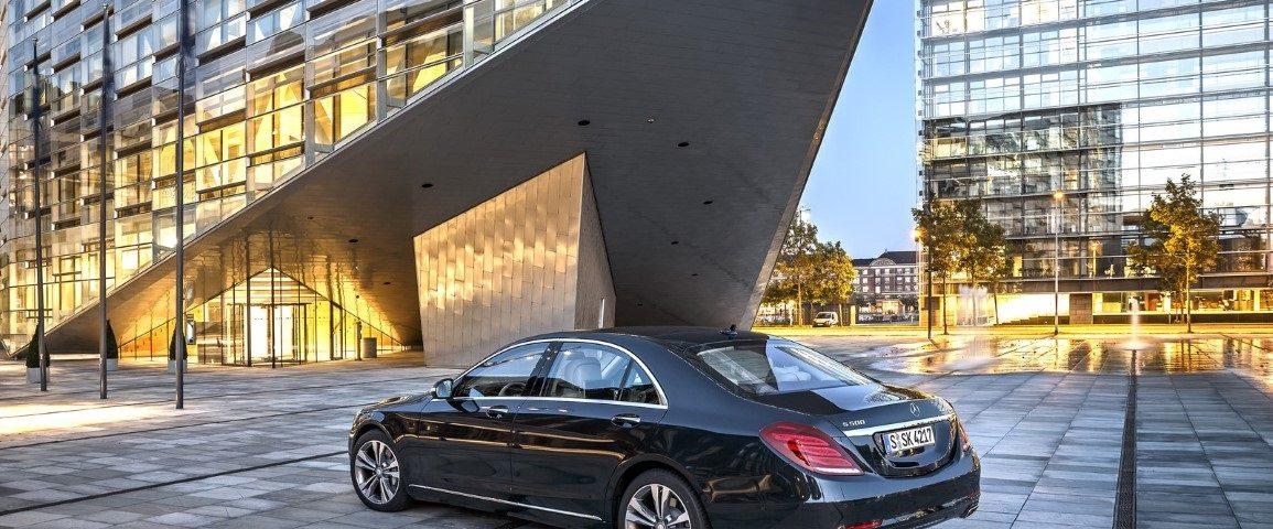Mercedes S500L Hong Xe 2