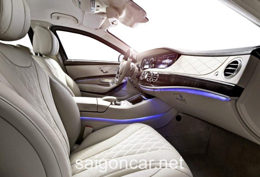 Mercedes S500L Tap Lo