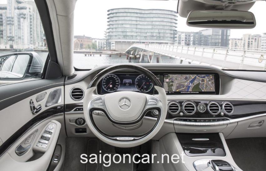 Mercedes S500L Vo Lang