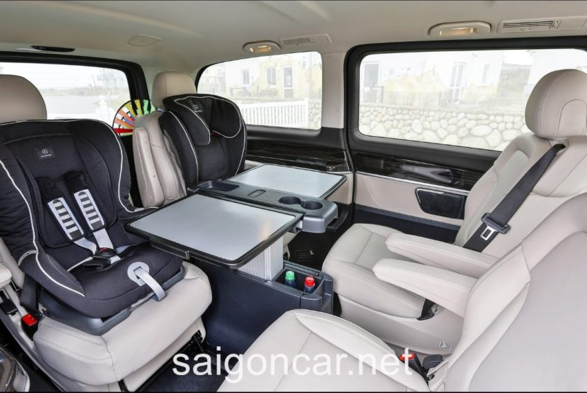 Mercedes V 250 Noi That