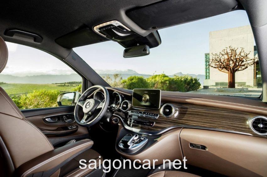 Mercedes V 250 Tap Lo