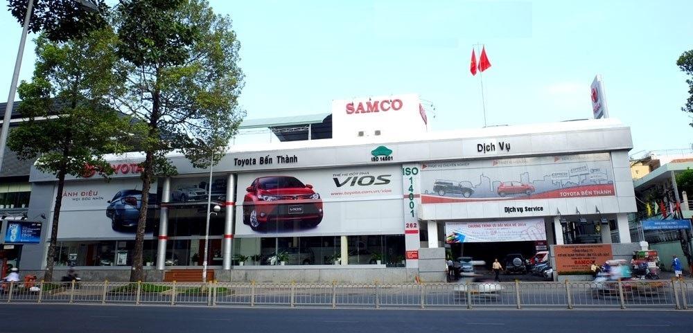 Toyota Ben Thanh Khuyen Mai