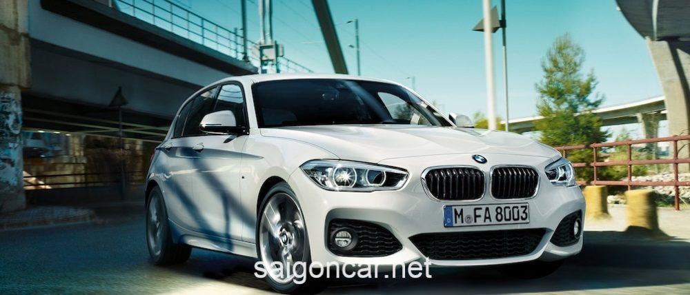 BMW 118i Dau Xe