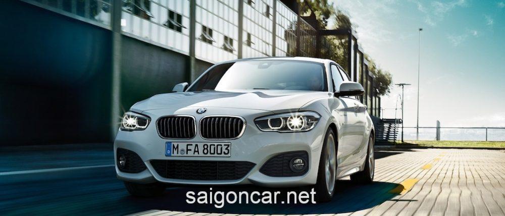BMW 118i Den Truoc