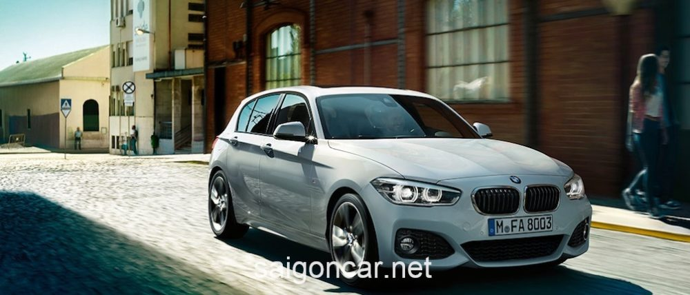 BMW 118i Dong Co
