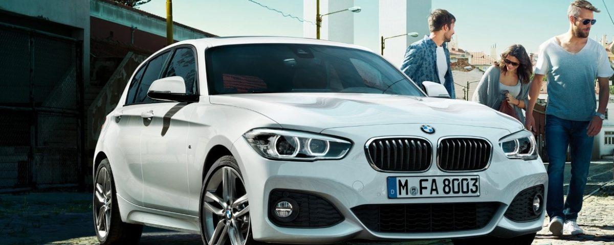 BMW 118i Tong Quan