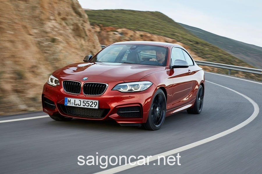 BMW 218i Dau Do