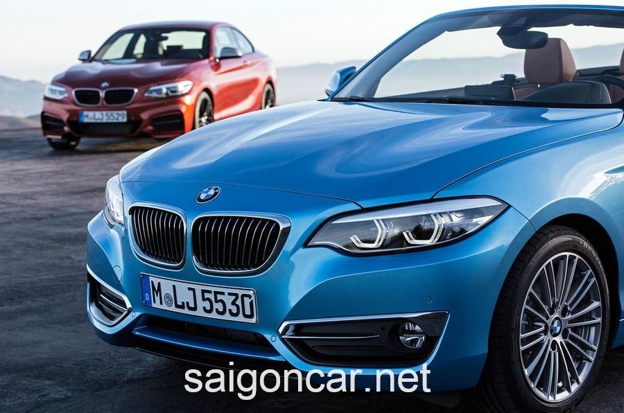 BMW 218i Dau Xe