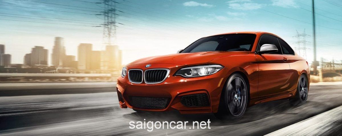 BMW 218i Dong Co