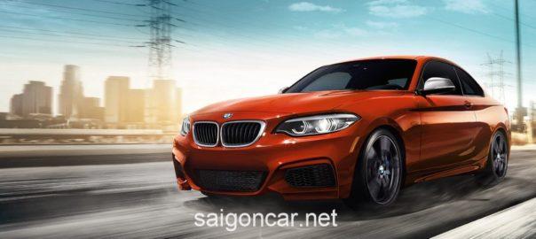 Giá xe BMW 218i 2020 hoàn toàn mới khuyến mãi cực Sốc
