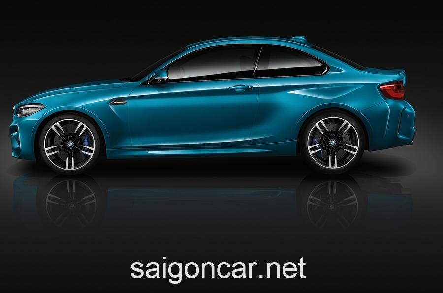 BMW 218i Hong Xanh