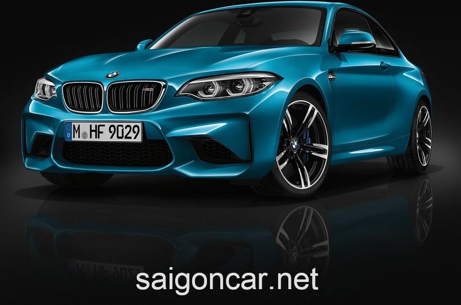 BMW 218i Tong Quan