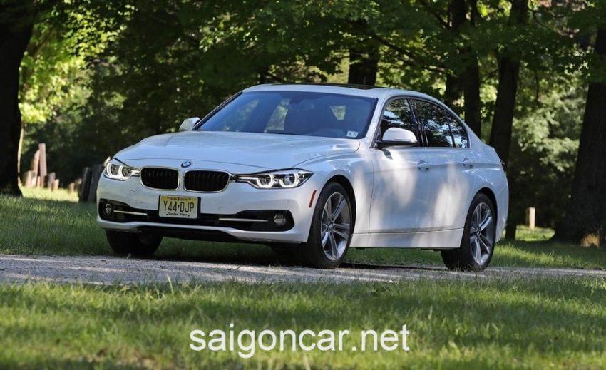 BMW 330i Dau Xe