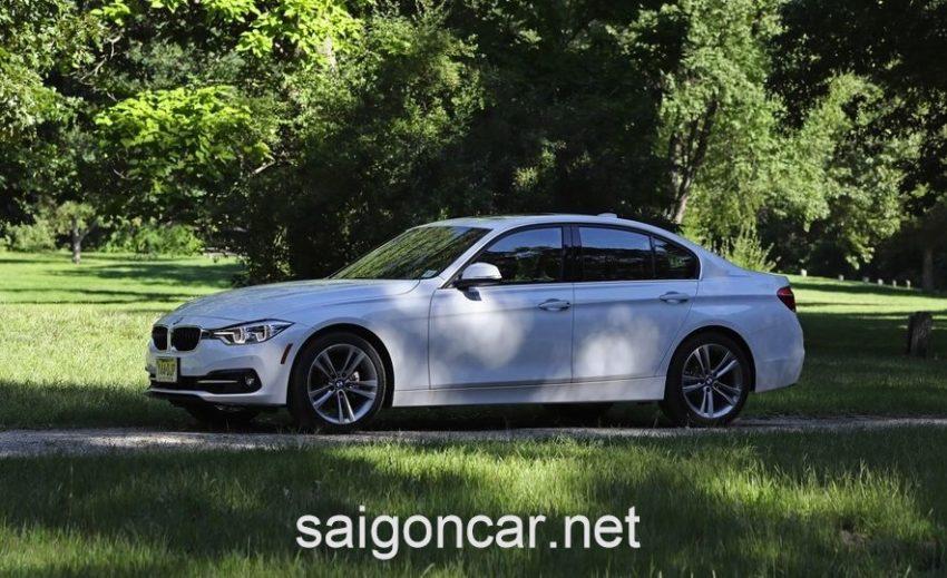 BMW 330i Hong Trang