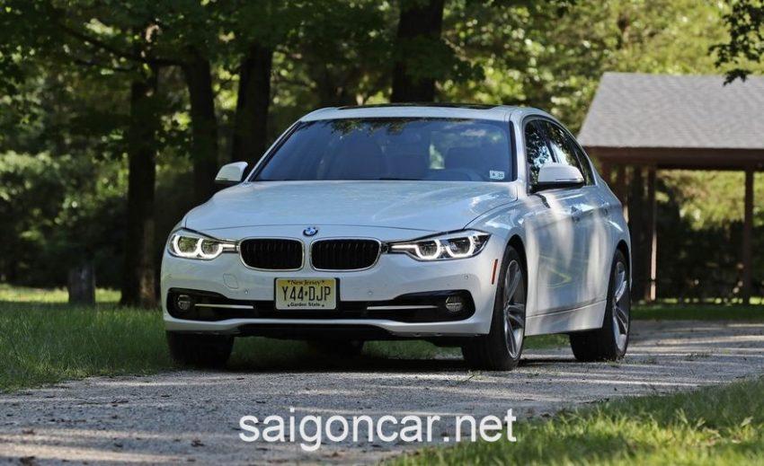 BMW 330i Tong Quan