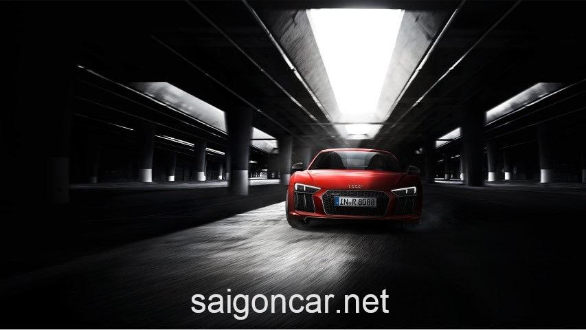 Audi R8 An Toan