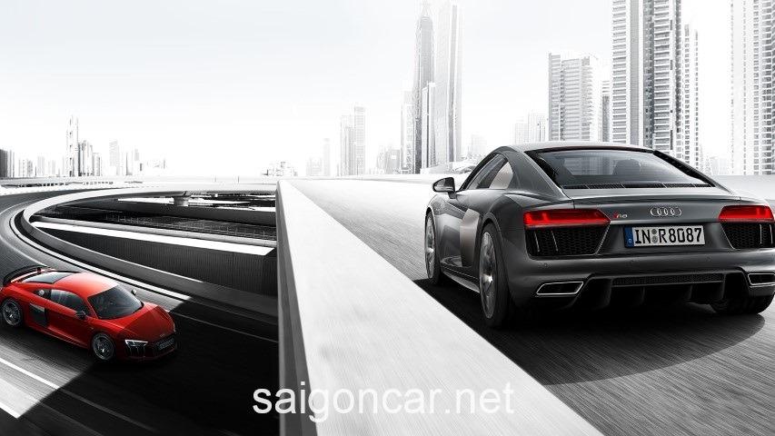 Audi R8 Can Bang