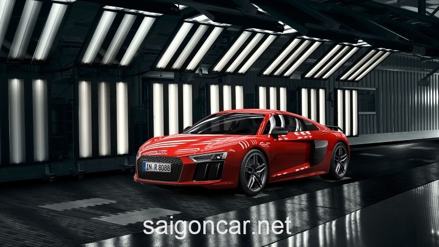 Audi R8 Dau Do