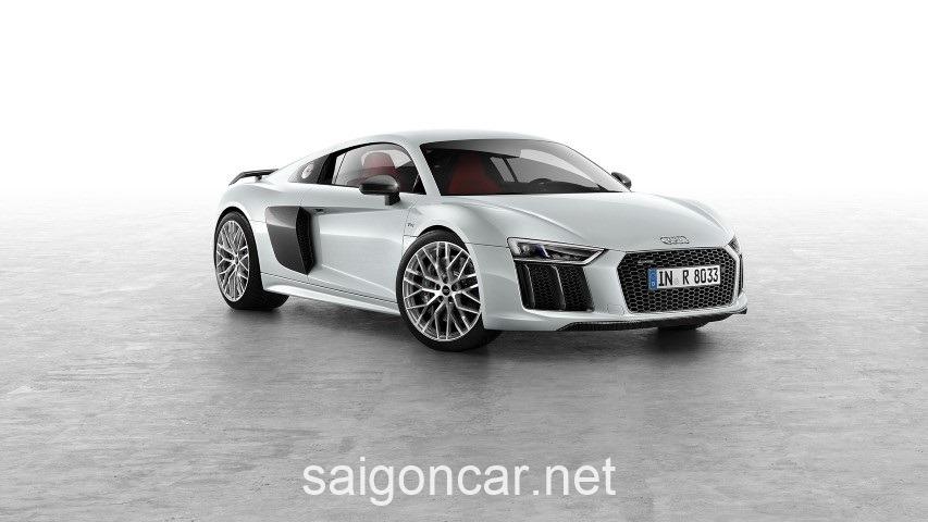 Audi R8 Hong Bac